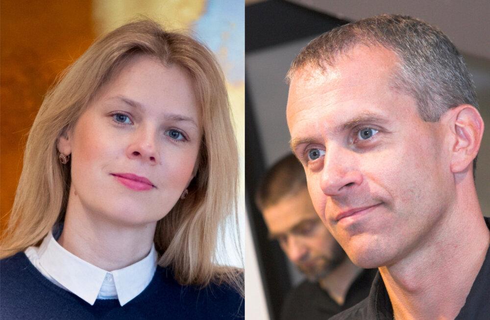 Jälle jama! Endine abilinnapea Jaanus Mutli süüdistab Katrin Lusti ebaseaduslikus jälitustegevuses