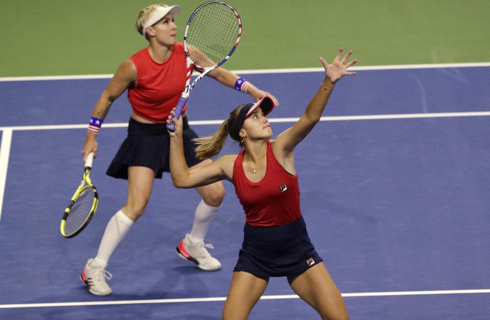 Davise ja Fed Cupi finaalturniirid jäävad ära