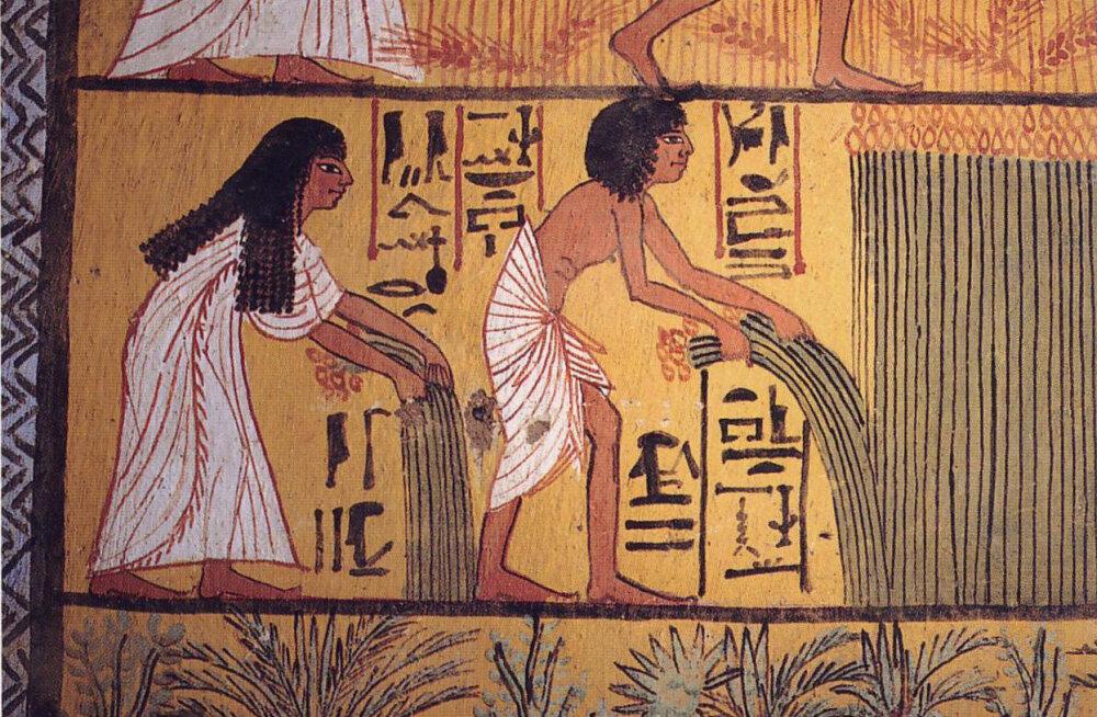 Palgaline haiguspuhkus oli olemas juba muistses Egiptuses
