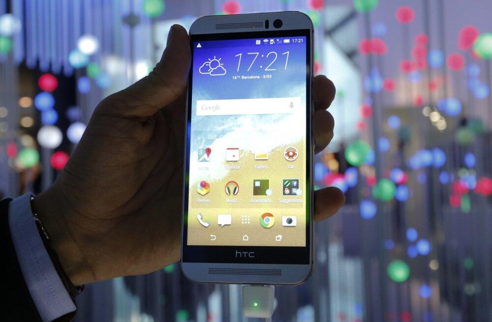 TEST: HTC nutitelefon One (M9) - korralik tippmudel, aga kas just kõrget hinda väärt...