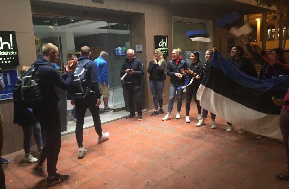KOMMENTAAR | Hispaanias käituti Saaremaa võrgufännidega lühinägelikult ja häbiväärselt, see ei tohi korduda