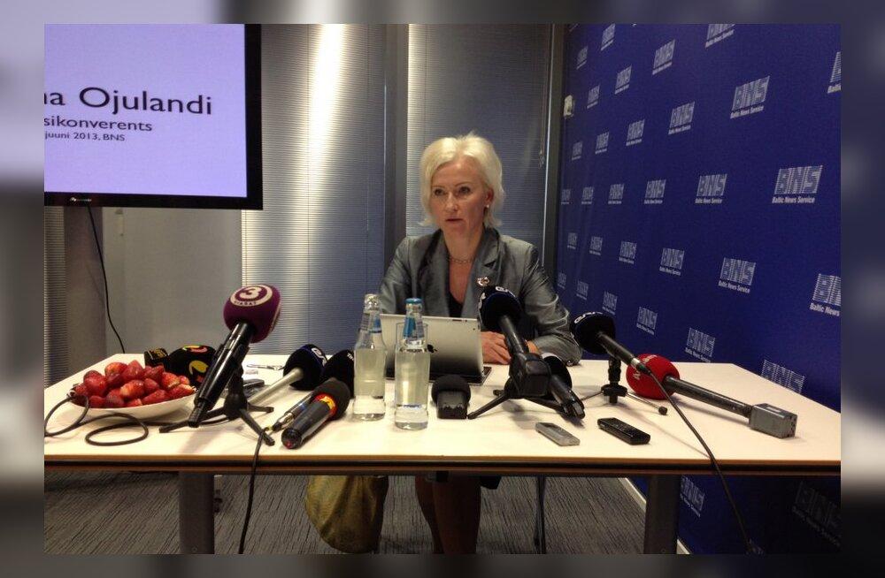 Оюланд: Ансип пытается скрыть махинации на выборах по всей стране — система манипулируема