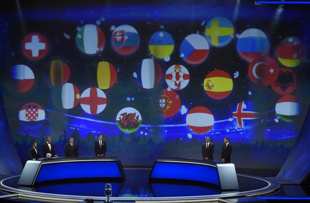 9b4607d9d2d 2018. aasta jalgpalli MMi loosimine toimub Kremlis - Sport