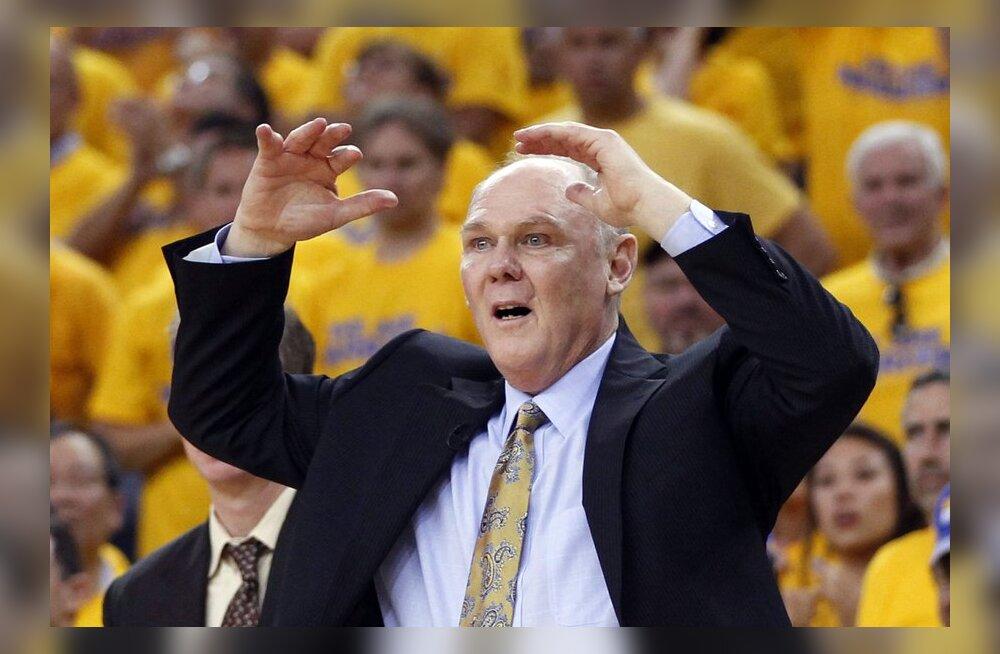 NBA parimaks treeneriks valiti Denver Nuggetsi juhendaja