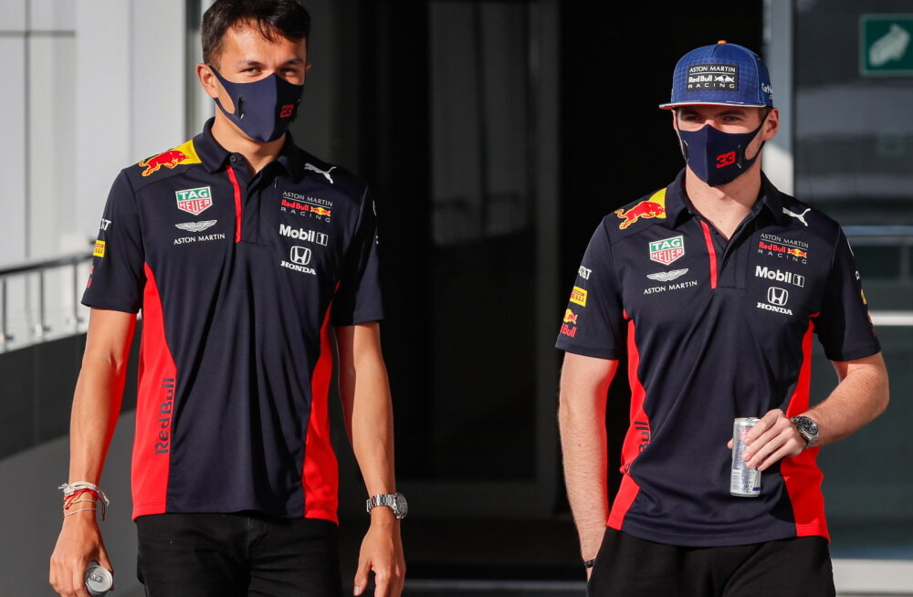 Kes saab tuleval aastal võimaluse Red Bullis Max Verstappeni kõrval?
