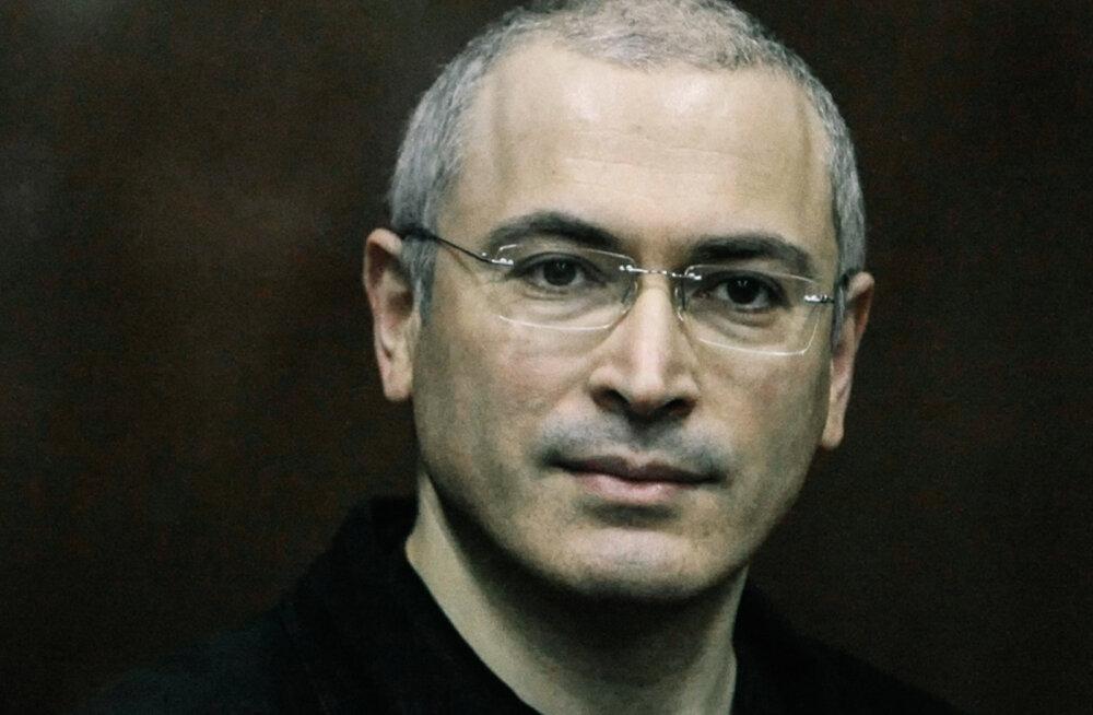 Putin: Hodorkovski on suli ja tema ettevõte oli segatud tellimusmõrvadesse