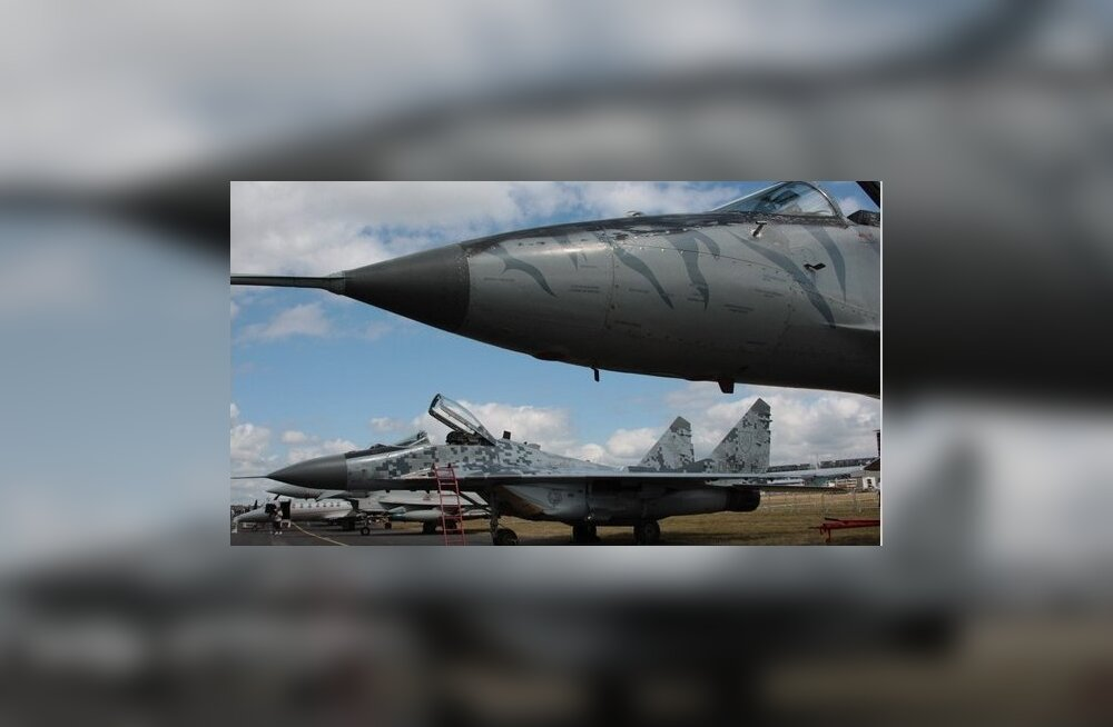 Ikooni kadu: Venemaa lõpetab klassikalise MiG-29 tootmise