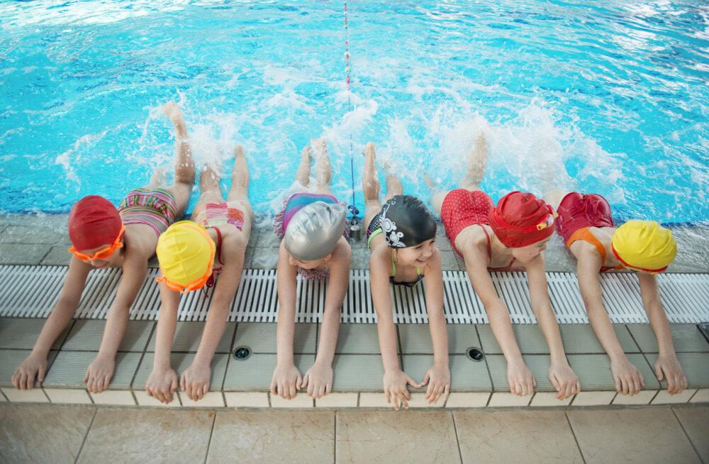 Otsid lapsele trenni? Jagame põhjuseid, miks võiksid mõelda ujumistrenni peale