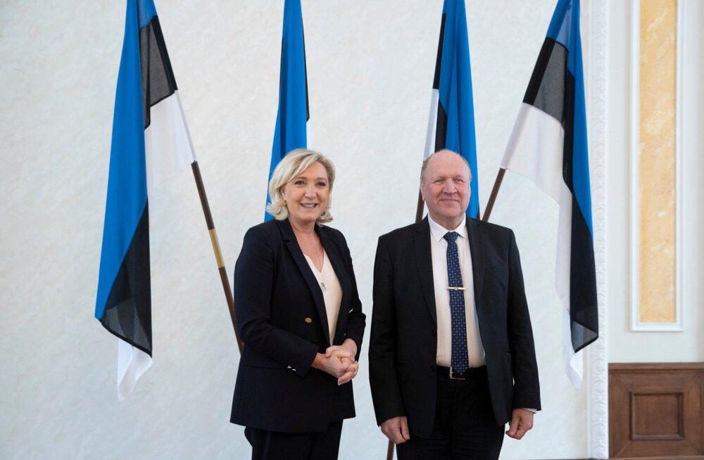 Euronews küsib, kas parempopulism tõukab läände lõimunud Eesti tagasi Venemaa suunas