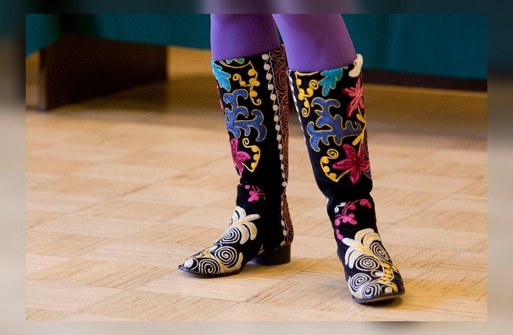 Как сделать подошву обуви не скользящей