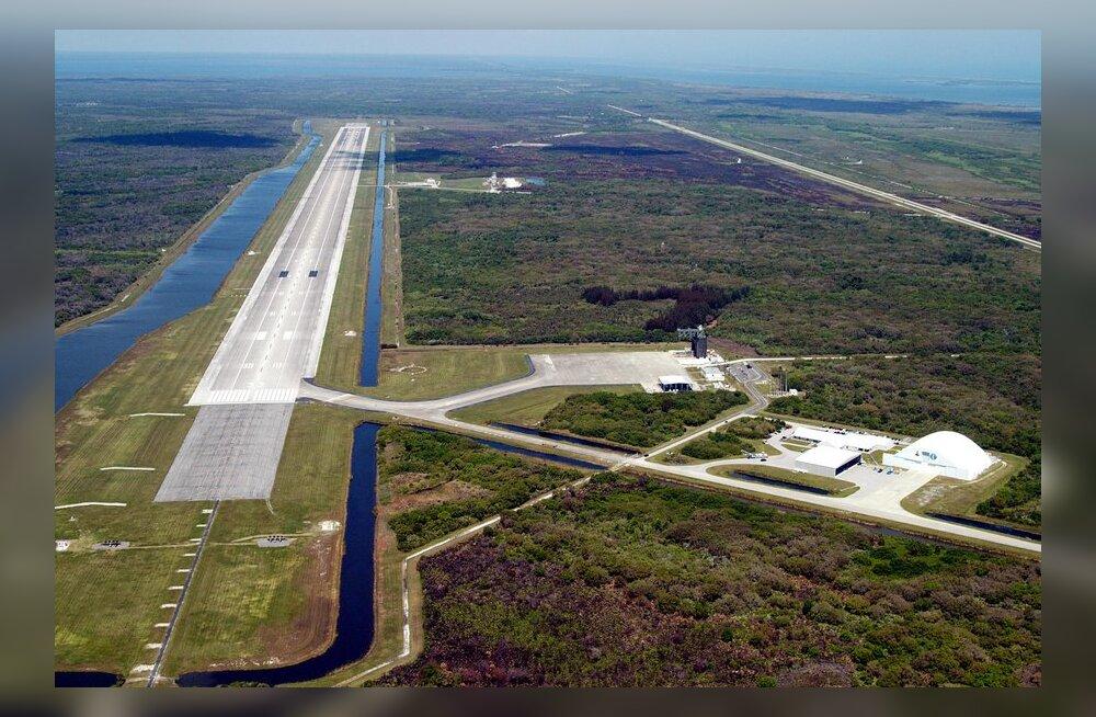 NASA-l on mure: mida teha kosmosesüstikute maandumisrajaga