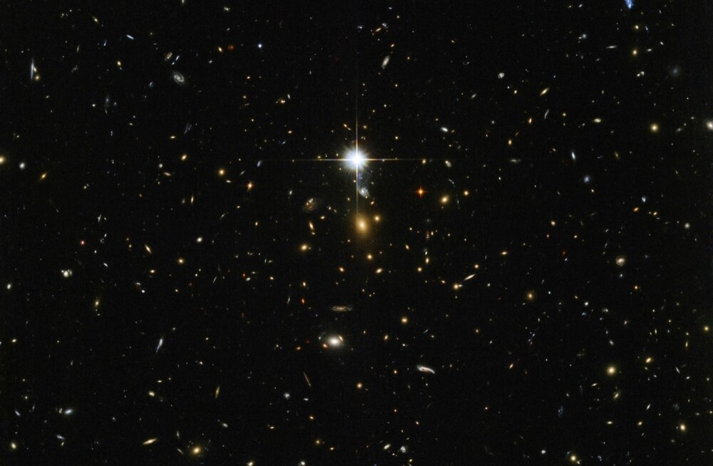 Teadlased arvutasid välja, kui palju valgust on tootnud universumi kõik tähed kokku