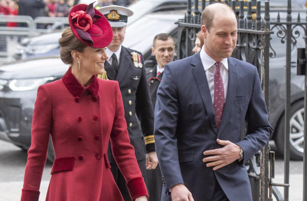 See prints Williami kingitus Catherine Middletonile sai nende suhtes otsustavaks teguriks