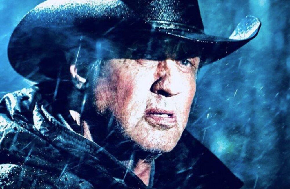 """Esimene foto uuest """"Rambo"""" filmist näitab Sylvester Stallone'i oma kõige ikoonilisemas rollis"""