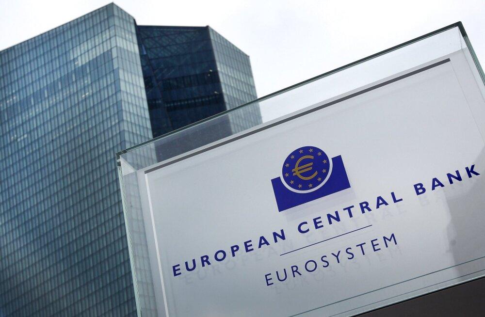 Euroala inflatsioon hüppas üles