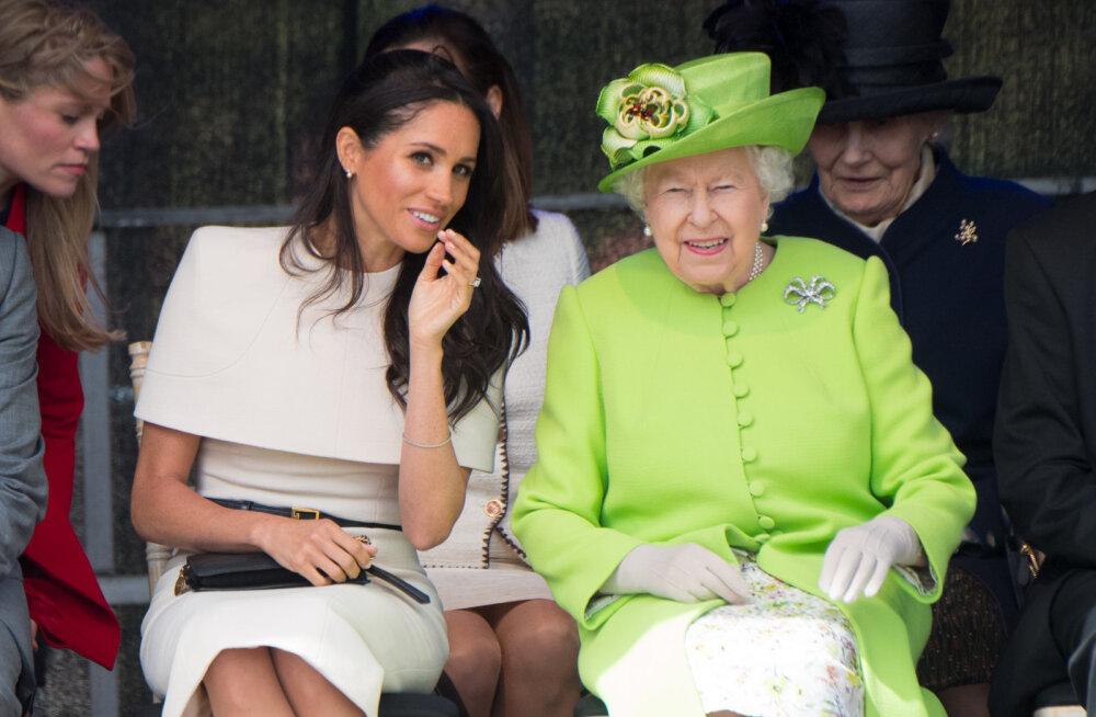 Ootamatu side! Nüüd on teada, miks kuninganna Elizabeth II Meghan Markle'ile nii palju lubanud on