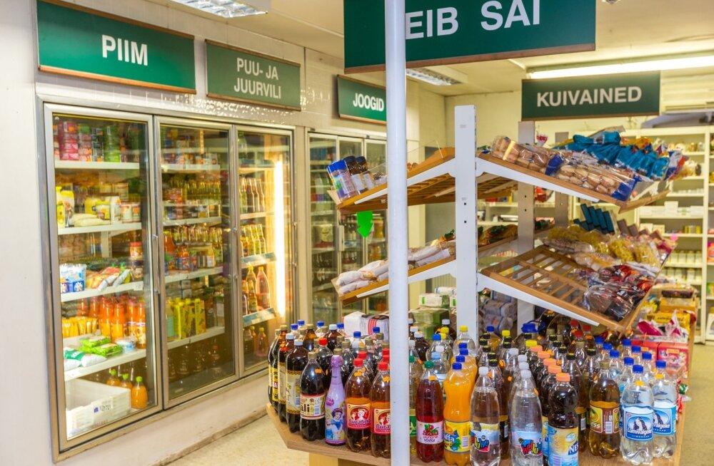 Читатель Delfi: в Эстонии низкие цены на продукты? Не смешите!
