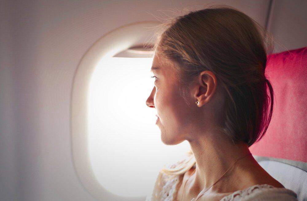 PÕNEV | Loe, mida sinu eelistatud istekoht lennukis su kohta ütleb!
