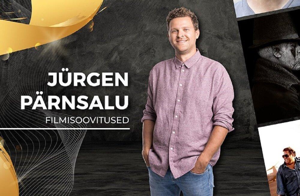"""Star FMi saatejuhi ja """"Padjaklubi"""" näitleja Jürgen Pärnsalu 10 filmisoovitust"""