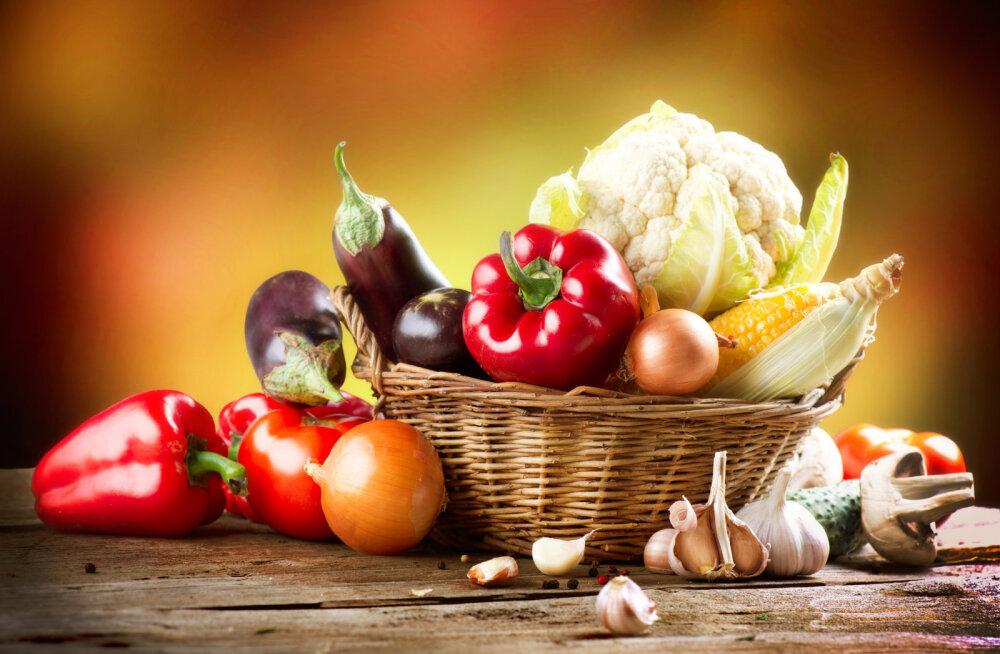 Kuidas köögiviljadest võimalikult suurt kasu saada