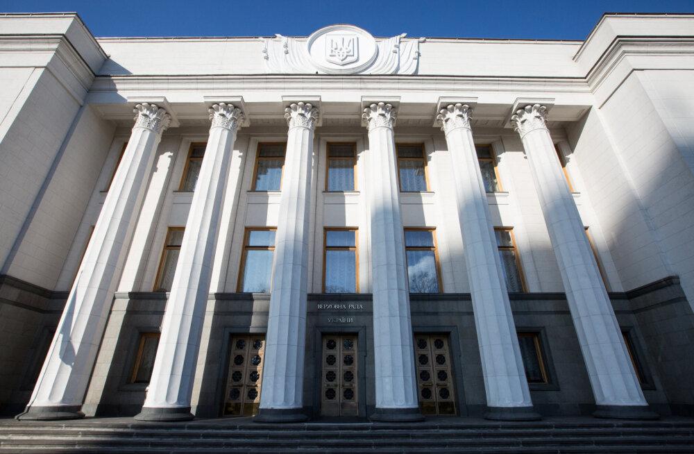 Дезертир с гранатой задержан у Верховной Рады в Киеве