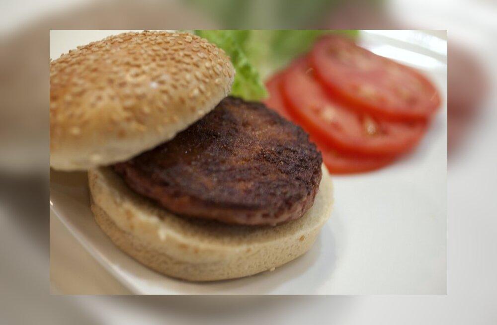Esimesed laboris kasvanud lihaga burgerid valmis ja söödud; loe muljeid!
