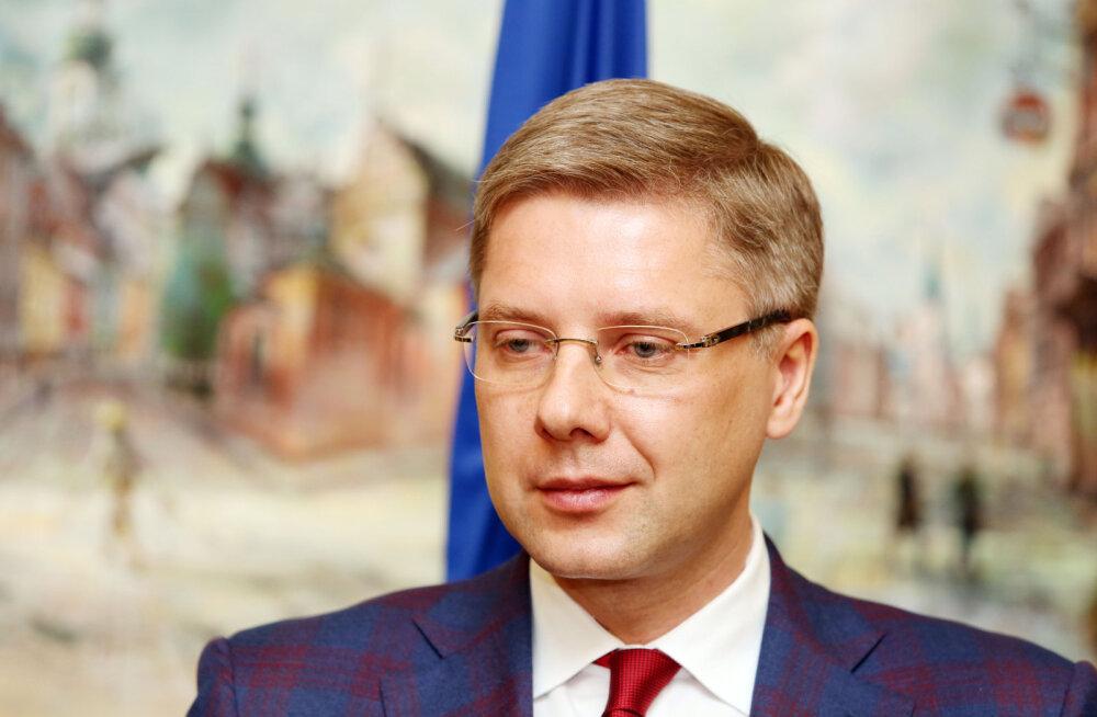 Ušakovs kaebas tema Riia linnapea ametist vabastamise otsuse kohtusse