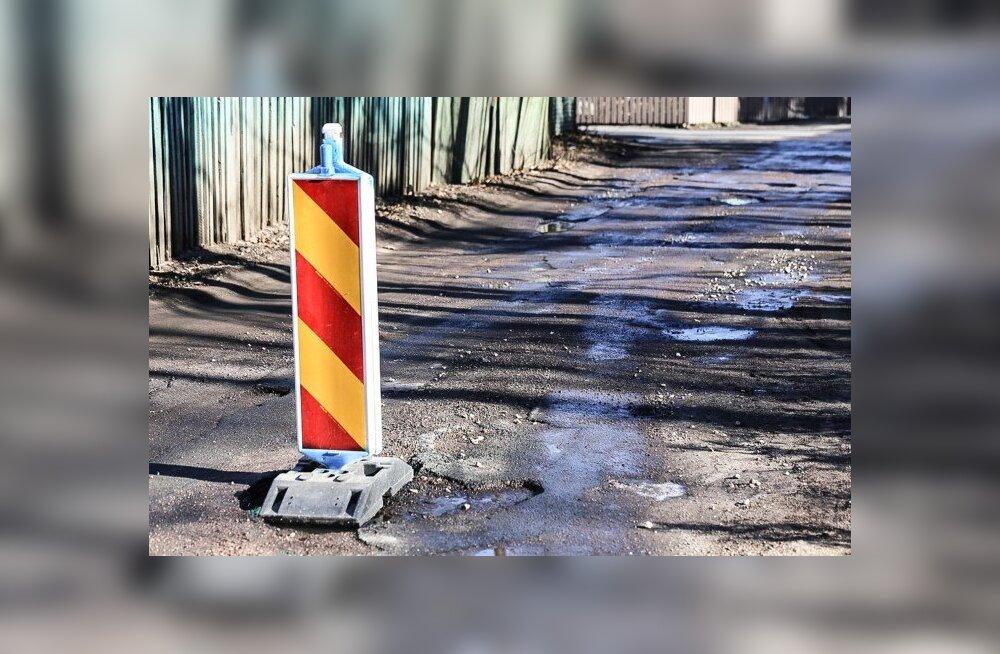 Tallinna tänavad korda: esimene asfaltbetoonitehas käivitub homme