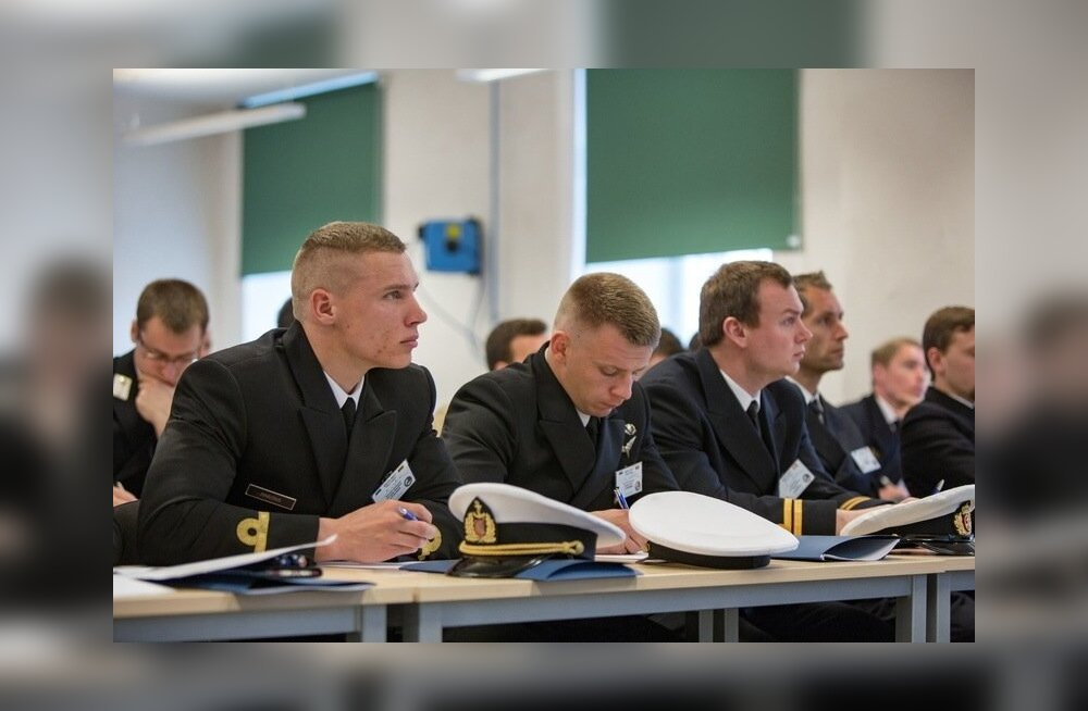 Tallinnas kohtuvad Euroopa merevägede nooremohvitserid