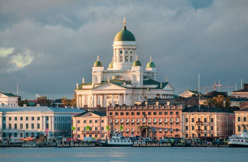 Naine kurdab: mu mees tahab Soome parema palga peale tööle minna, aga ma ei tea, kuidas meie suhe selle üle elab