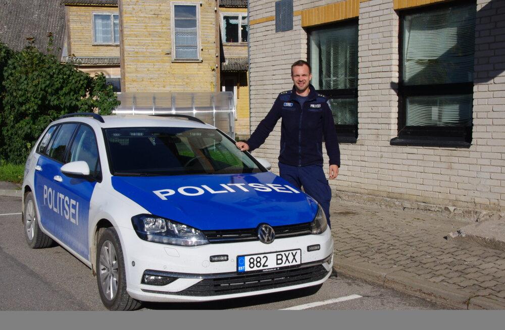 MEIE MAA | Ida-Saare uus piirkonnapolitseinik on Robert Vahter