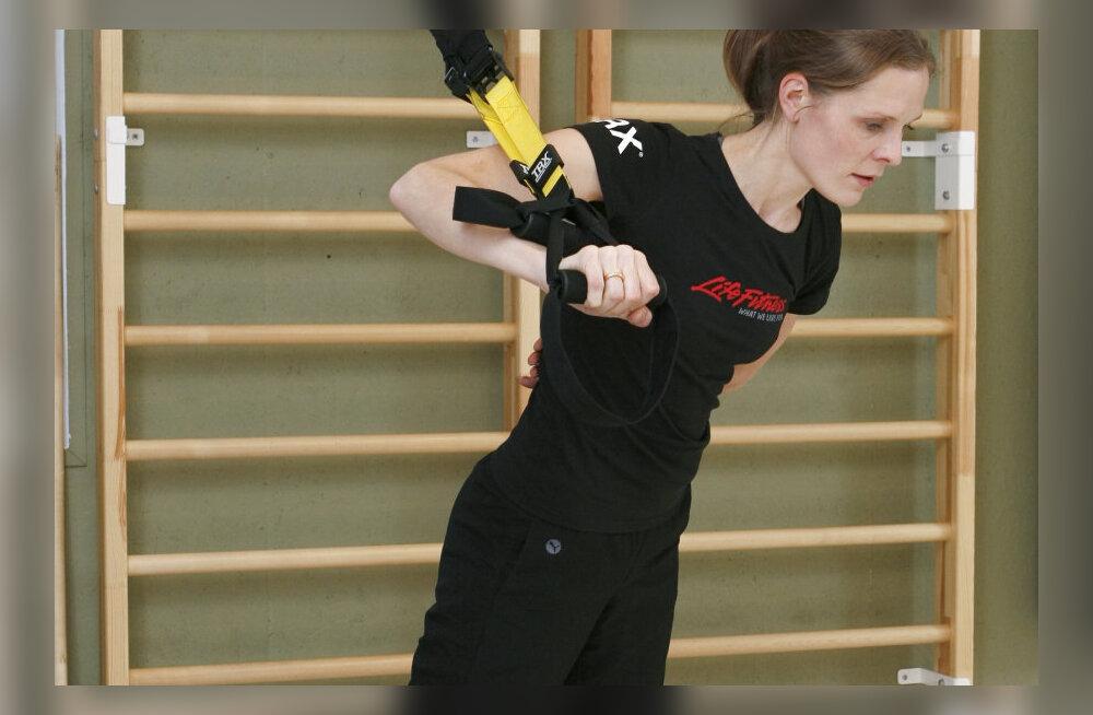 SPORTLASELT HARRASTAJALE: Kaia Kollo: sport peab olema lõbus!