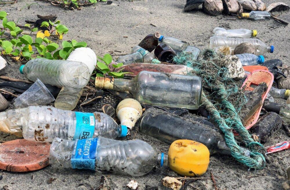 Hea uudis mereelukatele: Euroopa parlament otsustas mitmed ühekordsed plasttarvikud keelata