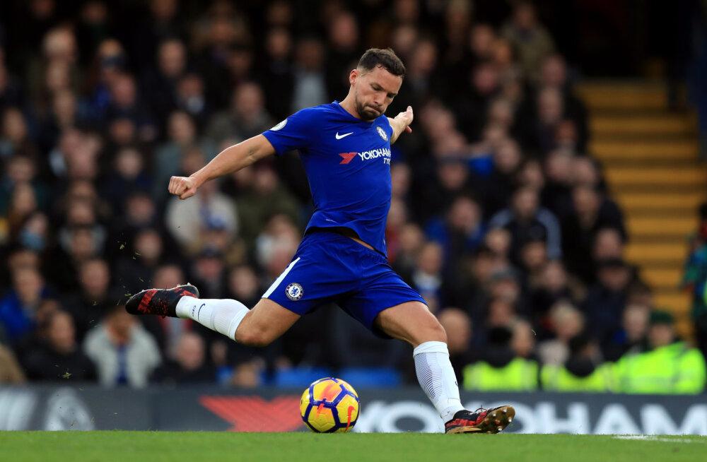 Chelsea mängijale esitati purjus peaga avarii põhjustamise eest süüdistus