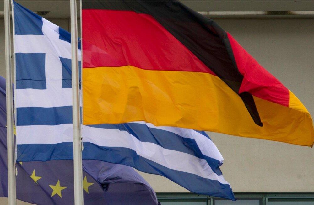 Kreeka tahab hakata sõjakahjude katteks Saksa omandit konfiskeerima