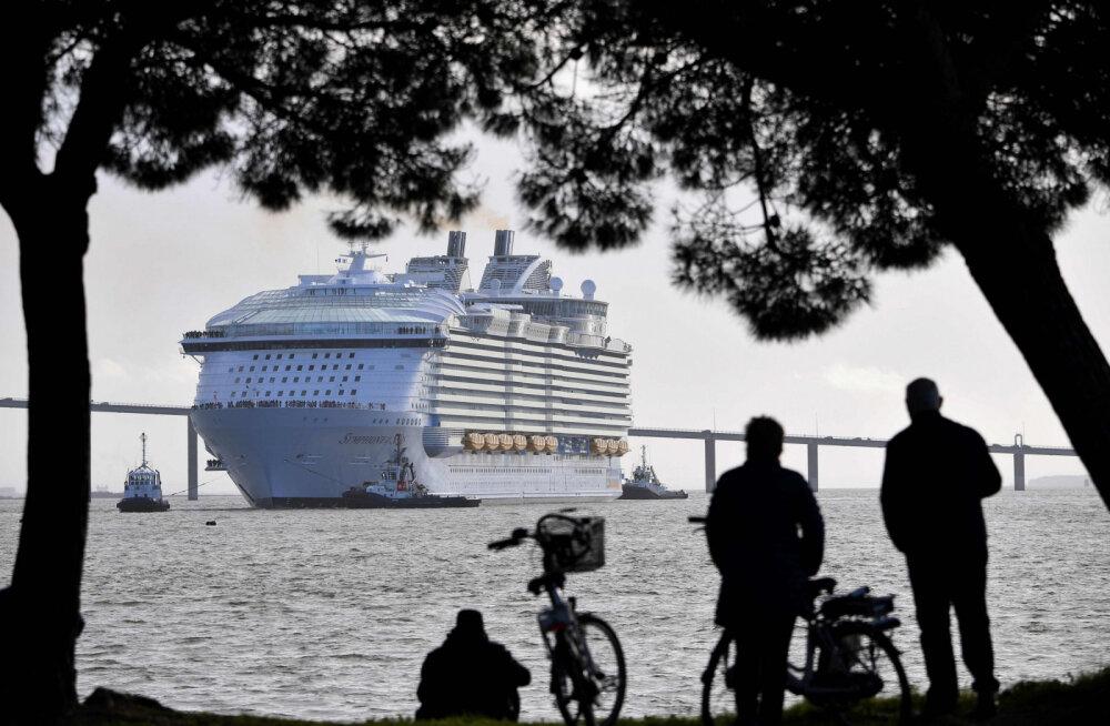 Роскошь, шик и инновации: новые круизные корабли 2018 года