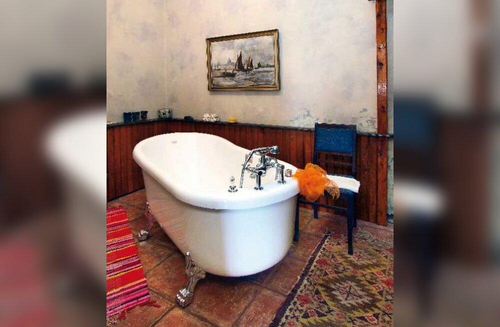Märjad ja niisked ruumid vanas majas