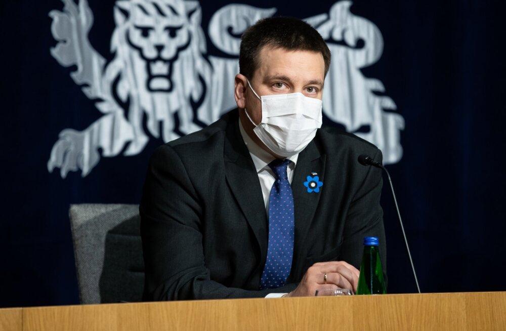 Valitsuse pressikonverents 23.04.2020