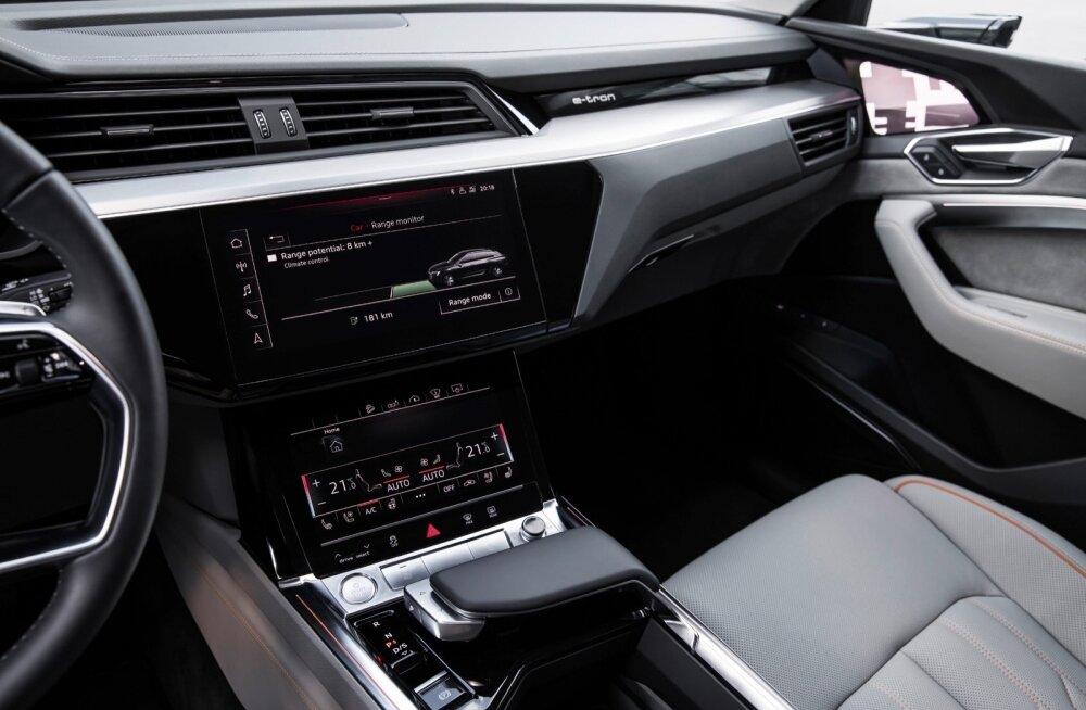 Audi e-tron elektriline linnamaastur