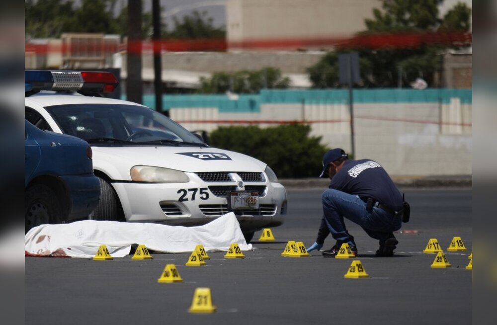 Mehhikos röövitud ameeriklane, kelle lunaraha kokku ei saadud, leiti tapetuna