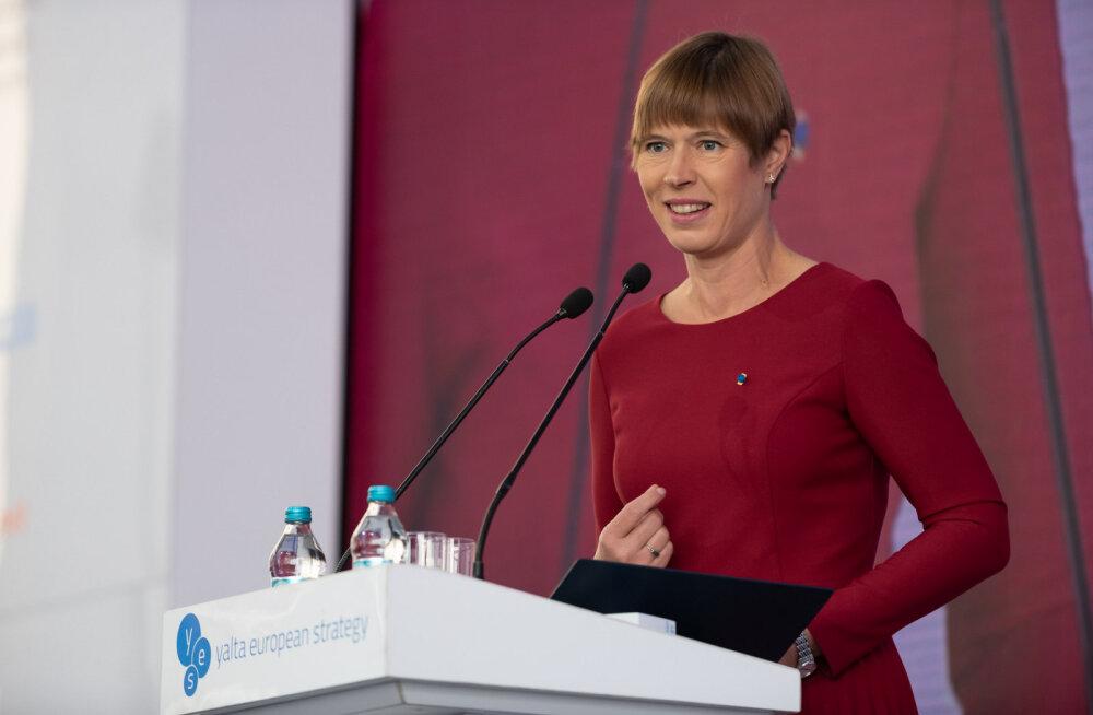 Kersti Kaljulaid ütles Ukraina väljaandele, et Mart Helme on ebakompetentne