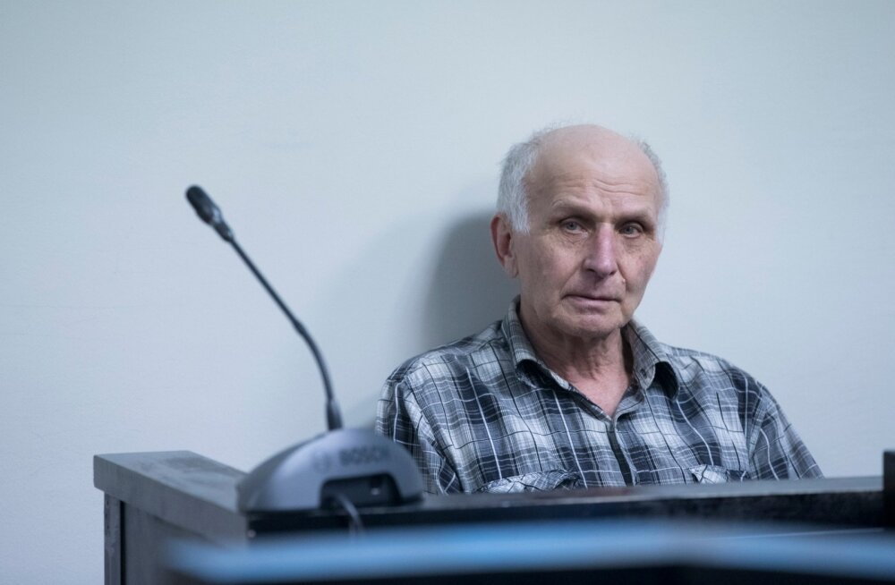 Kopli tulistaja Alexander Yakimenko kohtus