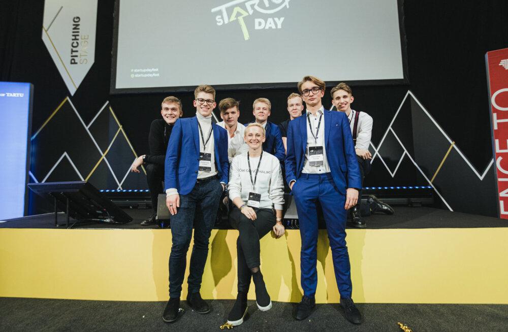 Signe Ventsel: ettevõtlusõpe annab noortele hindamatu õppetunni – nad mõistavad, et kõrvaltvaatajana edu ei saavuta