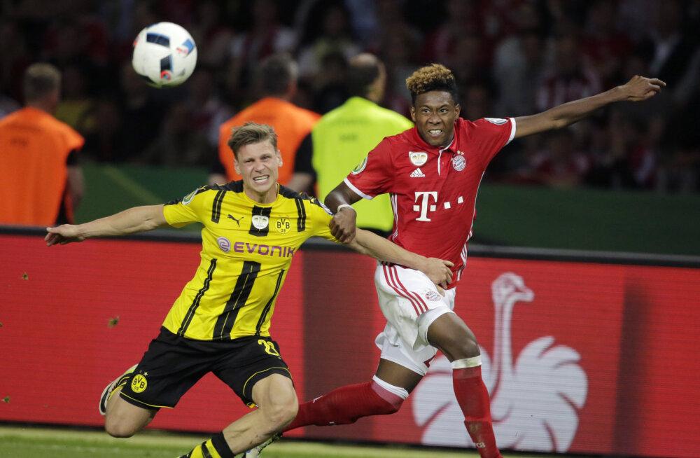 Real tahab David Alabat, Bayern 80 miljonit