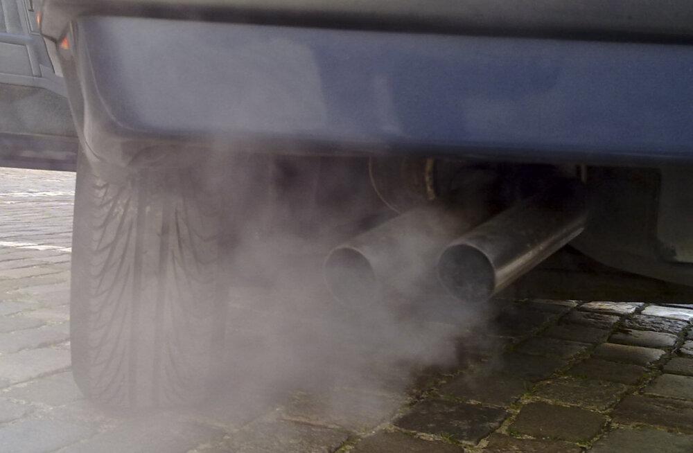 Palju tõhusam kui puud: materjal, mis kogub õhust süsihappegaasi