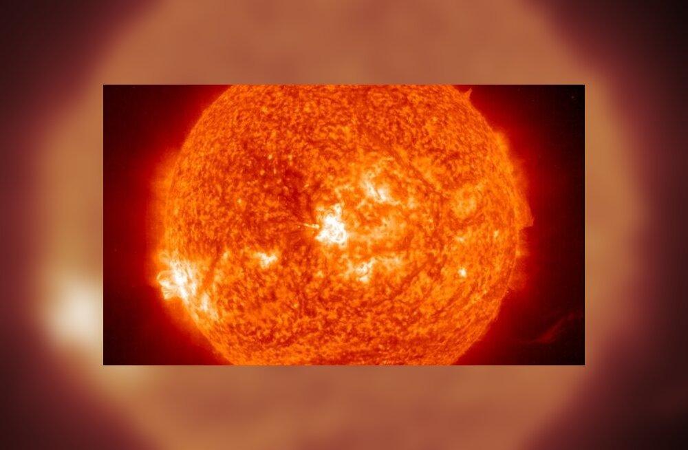 Päike tekitab õõvastavat kosmosemuusikat