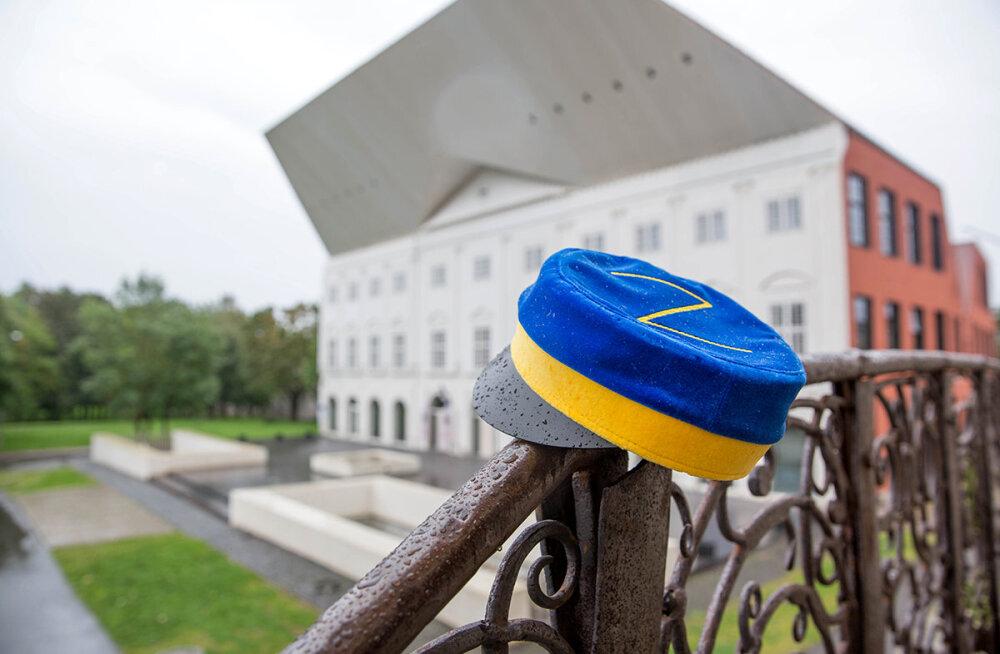 В Нарвский колледж было подано свыше 600 заявлений на поступление