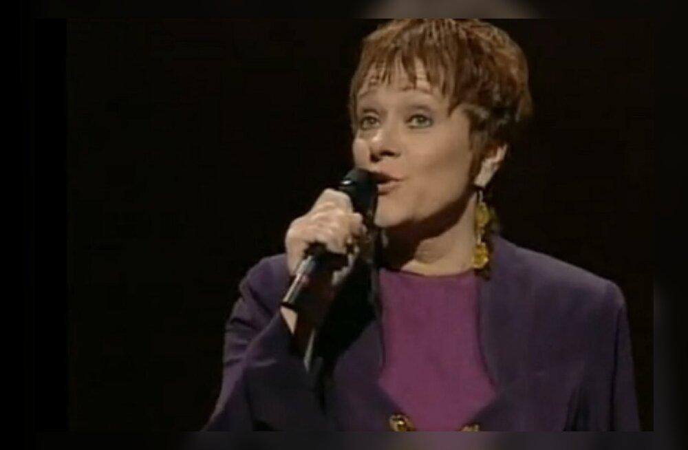 Silvi Vrait 1994. aastal Eurovisionil