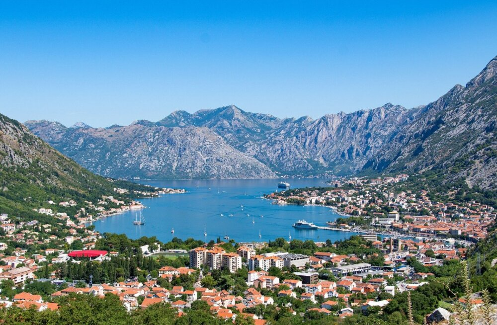 Mine kas rannapuhkusele või matkama! Soodsad lennud Tallinnast looduskaunisse Montenegrosse alates vaid 153 eurost