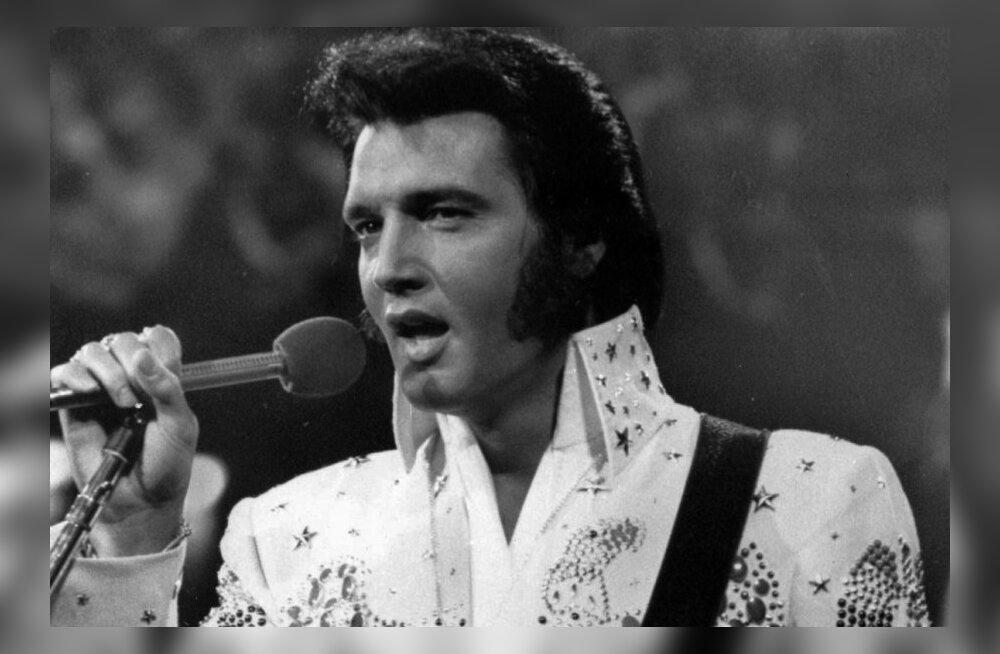 20 fakti Elvisest, mida Sa ilmselt varem ei teadnud!